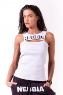 RIB CUT OUT TOP 678