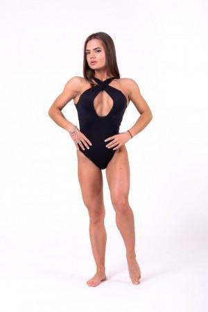 Sexy monokini swimsuit with...