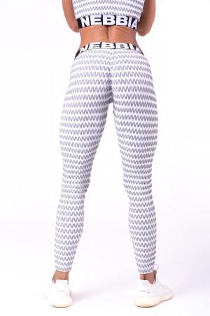 Boho Style 3D pattern leggings