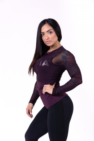 Flash-Mesh longsleeve shirt...