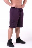 Raw Hem Street Shorts
